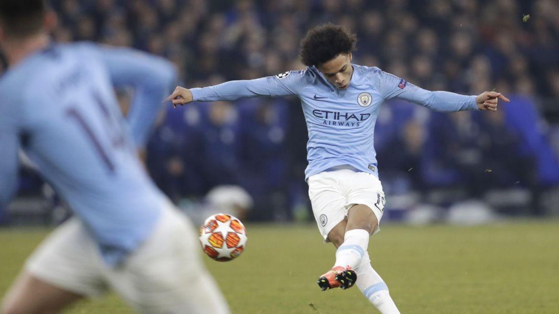 Sane reacts to tremendous free kick equalizer (video) — ProSoccerTalk