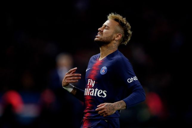 Research shows that Neymar buckles under the same type of pressure Cristiano Ronaldo thrives on — Andre Eger