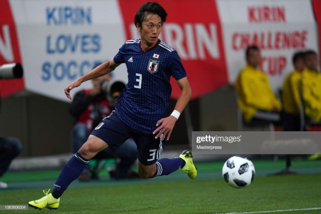 Kirin Cup: Sei Muroya Aims for Colombia Start — CoolJapan Soccer