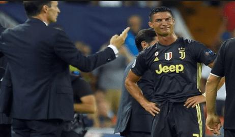 Cristiano Ronaldo To Miss Many Matches For Juventus — NAIJweb•com™