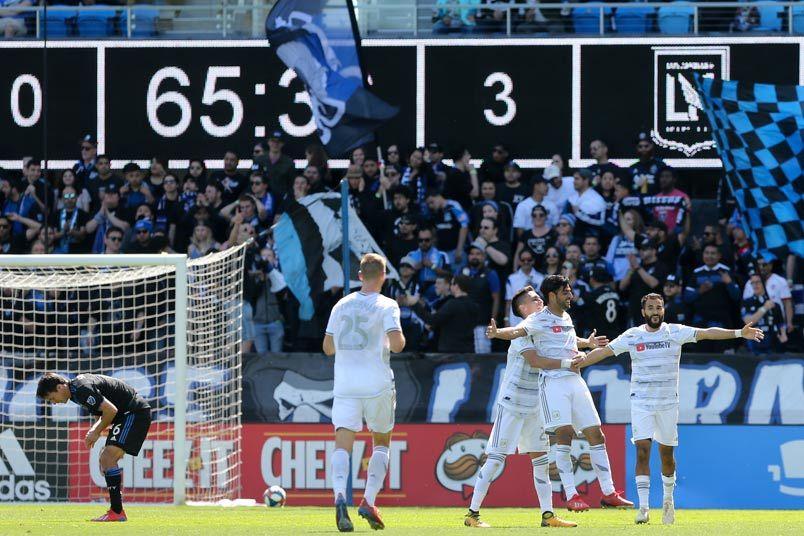 MLS Power Rankings: (Week 5) — The Sports Kingdom
