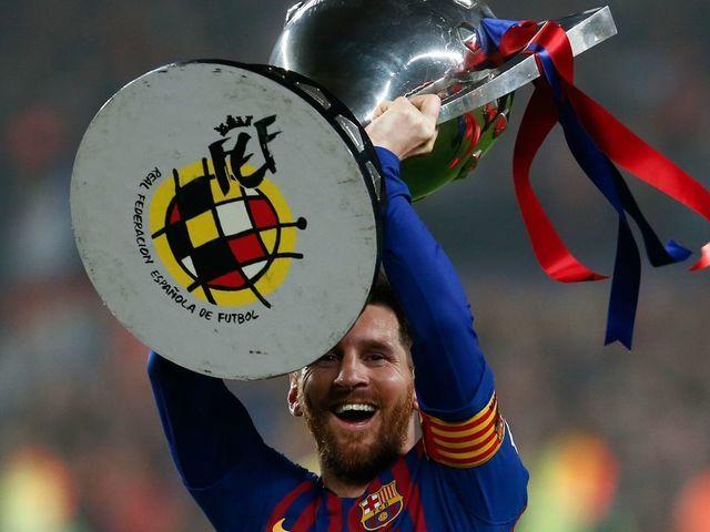 Messi scores title-clinching goal as Barcelona become champions again — SwissMak