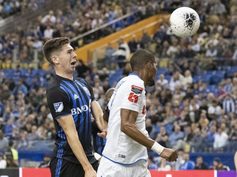 C.D. Olimpia draws first blood against Impact in Champions League quarters — Montreal Gazette