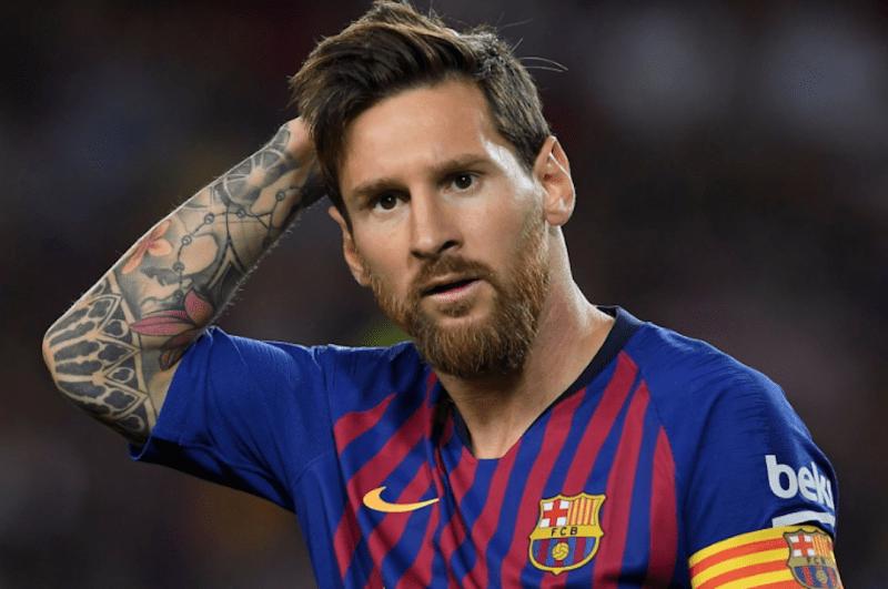 Football stars Ronaldo, Messi donate to hospitals — Asia Times