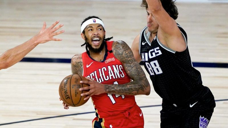 Brandon Ingram of the Pelicans was named NBA Most Improved Player — Archysport