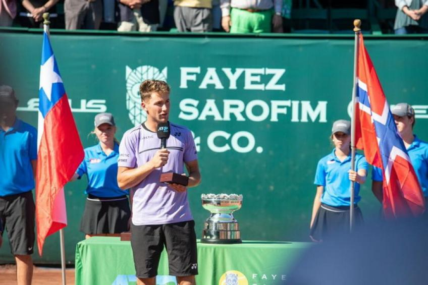 U21 Race to Milan: Tsitsipas and Auger-Aliassime lead action. Ruud advances