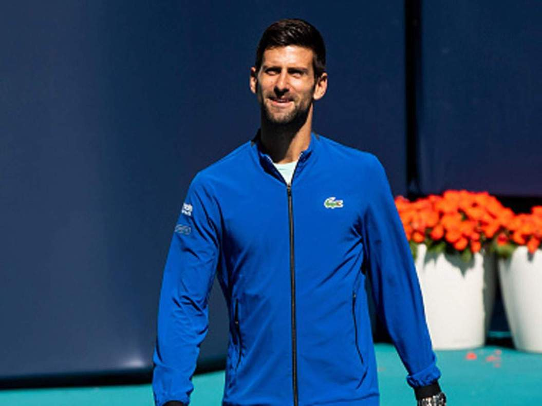 Djokovic says all good with Federer, Nadal — INDIA NEWS