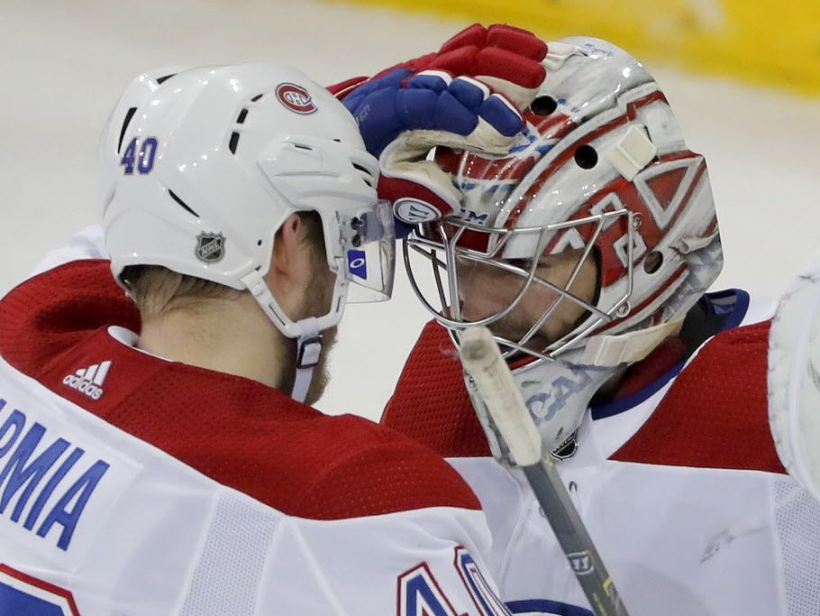 About last night … Canadiens reclaim playoff berth — Montreal Gazette