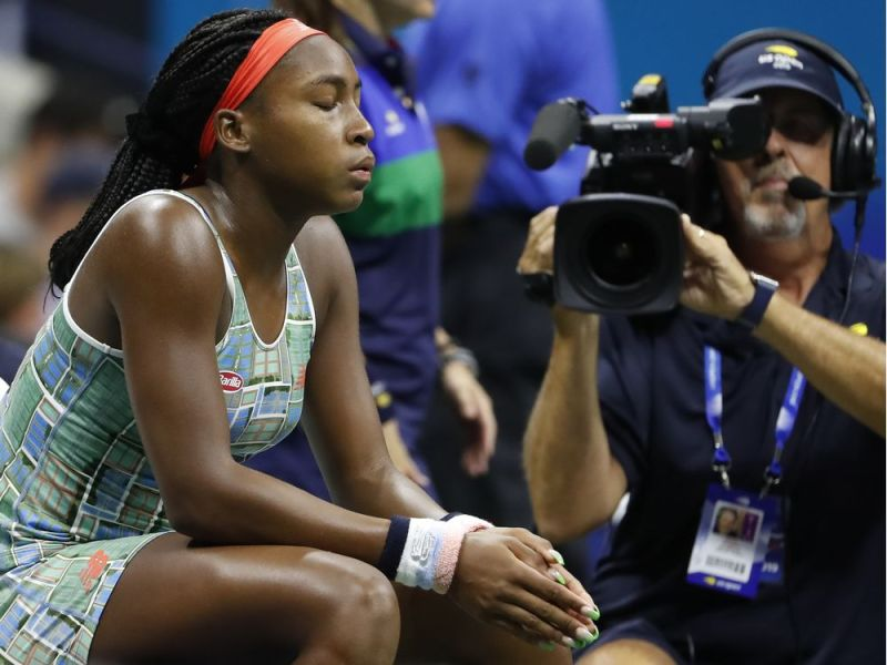 Todd: Bright lights of promise and scrutiny on Coco Gauff at U.S. Open — Montreal Gazette