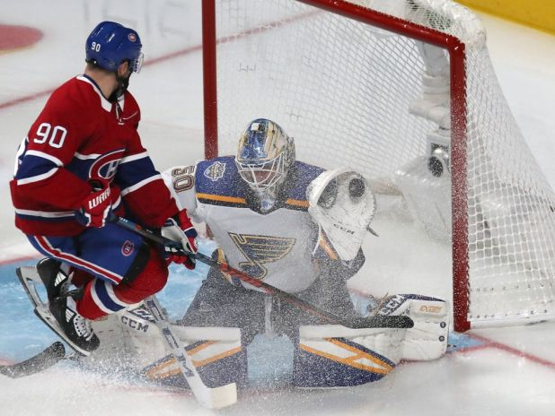 Canadiens soar over the Blues with six-goal outburst — Montreal Gazette