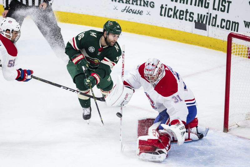 Minnesota Wild (again) fail to show up in Montreal in 4-0 loss to Canadiens — The Sports Daily