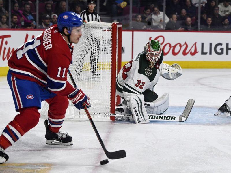 In the Habs' Room: Youngsters' milestones overshadow strong defensive effort — Montreal Gazette