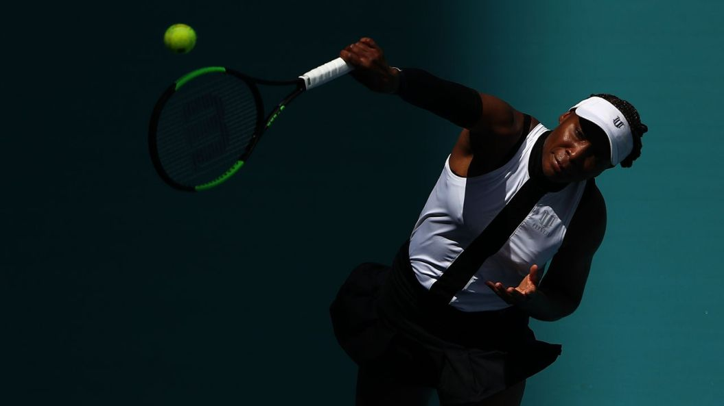Venus Williams holds off Jakupovic to advance at Miami tennis | The Guardian Nigeria News – Nigeria and World News — AFROINSIDER
