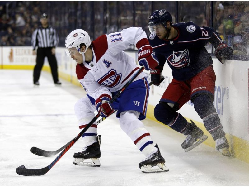 In the Habs' Room: Tomas Tatar steals the show (and trade) in Columbus — Montreal Gazette