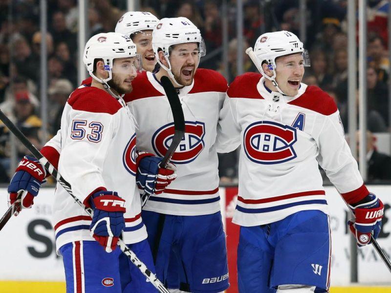 About last night … Canadiens win 3-0 in Boston — Montreal Gazette