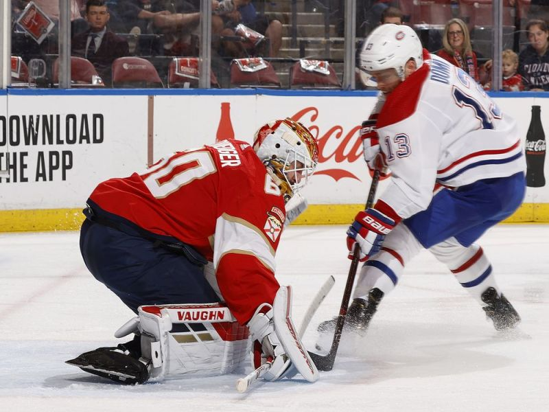 Panthers tame a Canadiens team with no bite absent leading scorer Tatar — Montreal Gazette