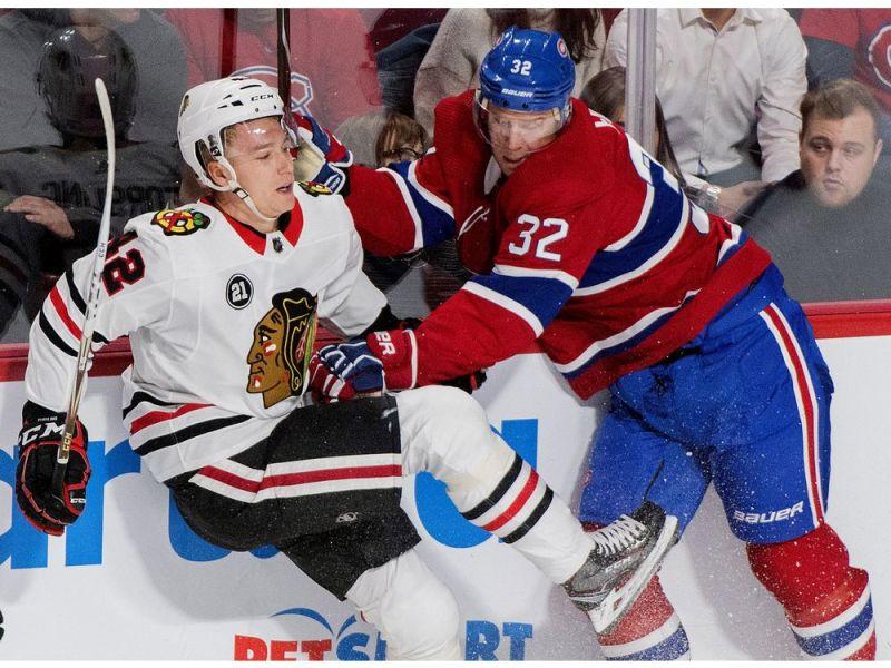 Liveblog: Chicago beats Canadiens 2-0 — Montreal Gazette