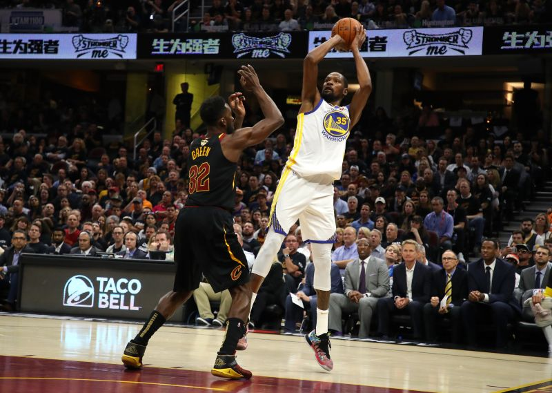 Kevin Durant among Nets players that tested positive for the coronavirus — NBC Palm Springs – News, Weather, Traffic, Breaking News