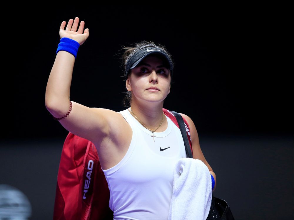 Bianca Andreescu forced to isolate prior to Australian Open — Montreal Gazette