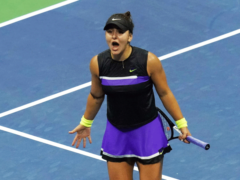 Scott Stinson: Bianca Andreescu makes Canadian history, advances to U.S. Open final in thrilling win — National Post