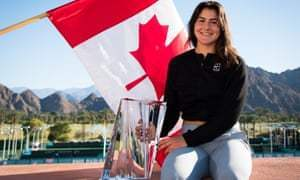 From hard work to triumph in 12 months: the remarkable rise of Bianca Andreescu • Parlay Game — Parlay Game