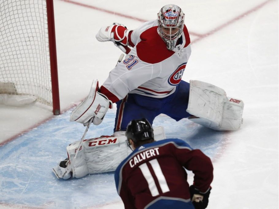 About last night … Canadiens lose 2-1 to start road trip — Montreal Gazette
