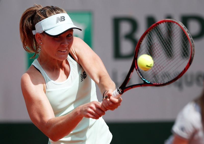 Ferro is the first champion in five months as WTA Tour returns — Randy Salars News And Comment
