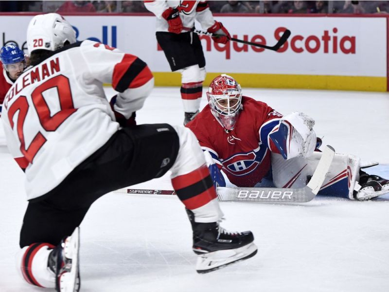 Rookie Cayden Primeau shines as Canadiens defeat Devils in first preseason match — Montreal Gazette