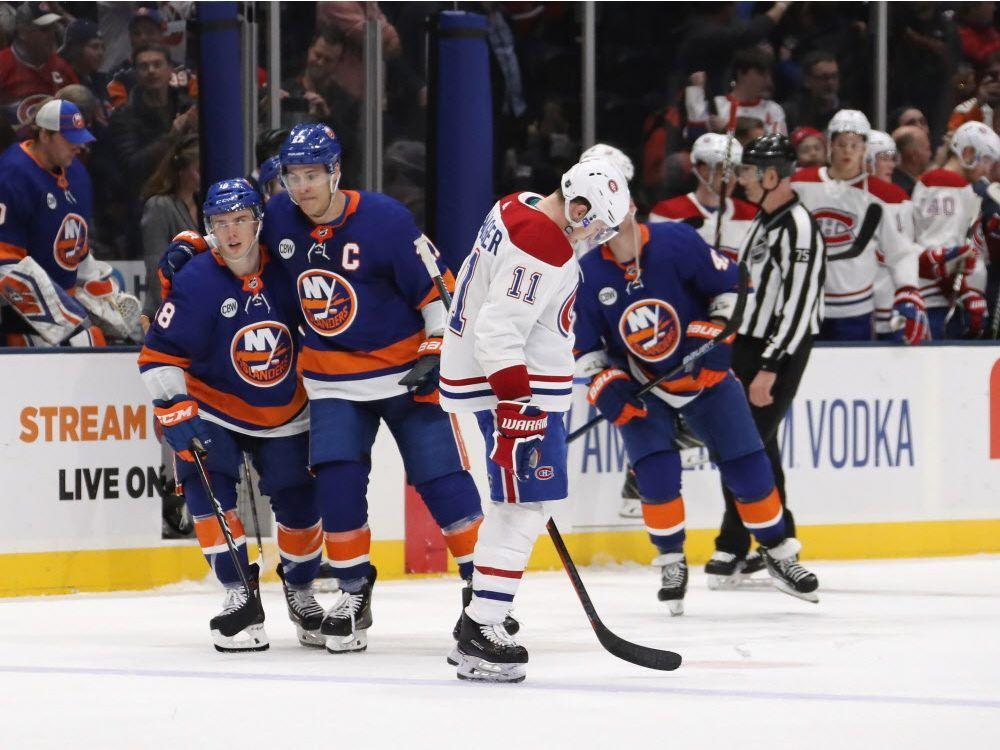 About last night … Islanders score late heartbreaker — Montreal Gazette