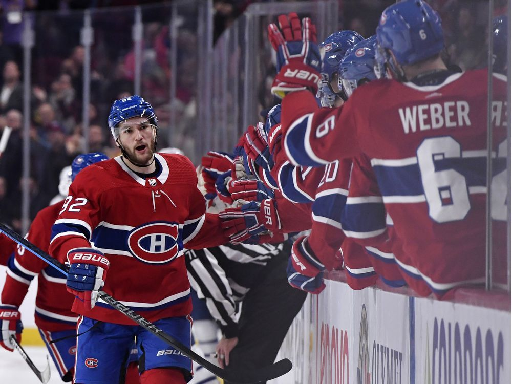 Liveblog: Canadiens, Leafs renew hostilities at the Bell Centre — Montreal Gazette