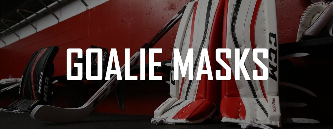 I Want A Special Goalie Mask !
