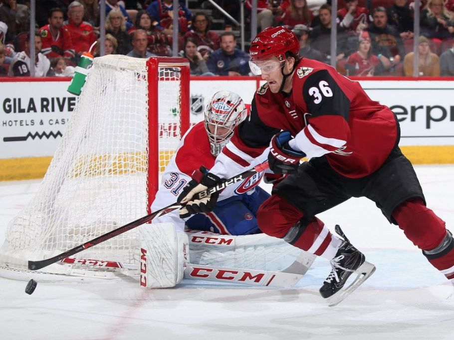 Carey Price stands tall in Montreal net as Canadiens edge the Coyotes — Montreal Gazette