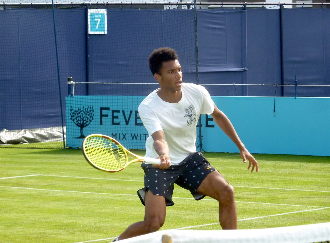 Montreal R1 previews and predictions: Auger-Aliassime vs. Pospisil, Goffin vs. Pella — The Grandstand