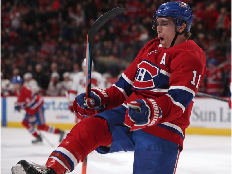 Canadiens salvage a win in OT after blowing 3-0 lead to Hurricanes — Montreal Gazette