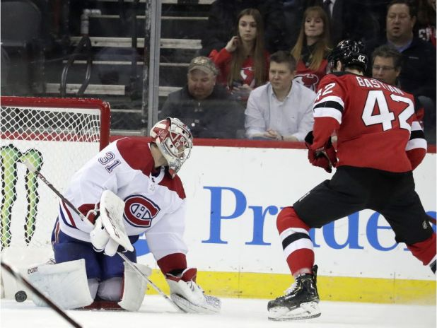 Canadiens disappoint in 2-1 loss to New Jersey Devils — Montreal Gazette