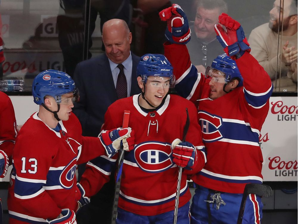 Canadiens snap eight-game losing skid with 4-2 win over the Islanders — Montreal Gazette