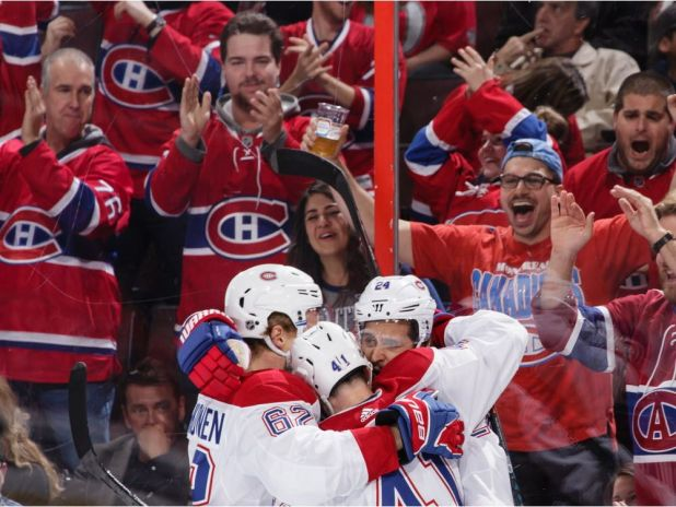 Canadiens let Senators wiggle off the hook in 4-3 OT loss in Ottawa — Montreal Gazette