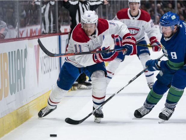 Liveblog: Domi's OT winner gives Habs victory over Flames — Montreal Gazette