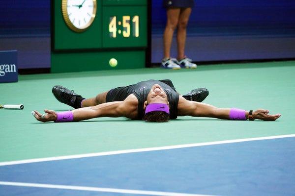 Rafael Nadal Wins the U.S. Open to Claim His 19th Grand Slam Title — TV Aerials Sunderland
