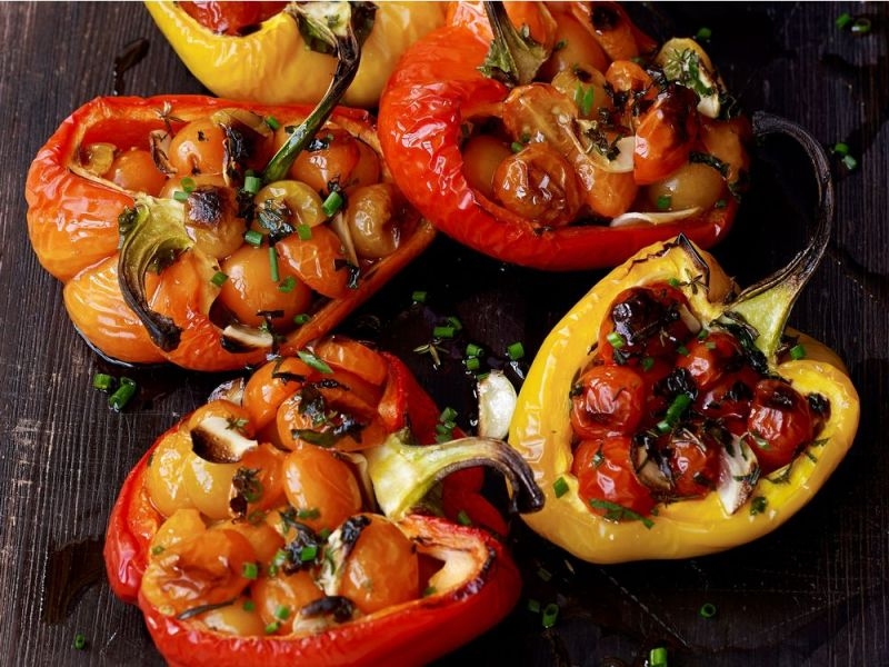 Six O'Clock Solution: Surprise! There's anchovy in your stuffed peppers — Montreal Gazette