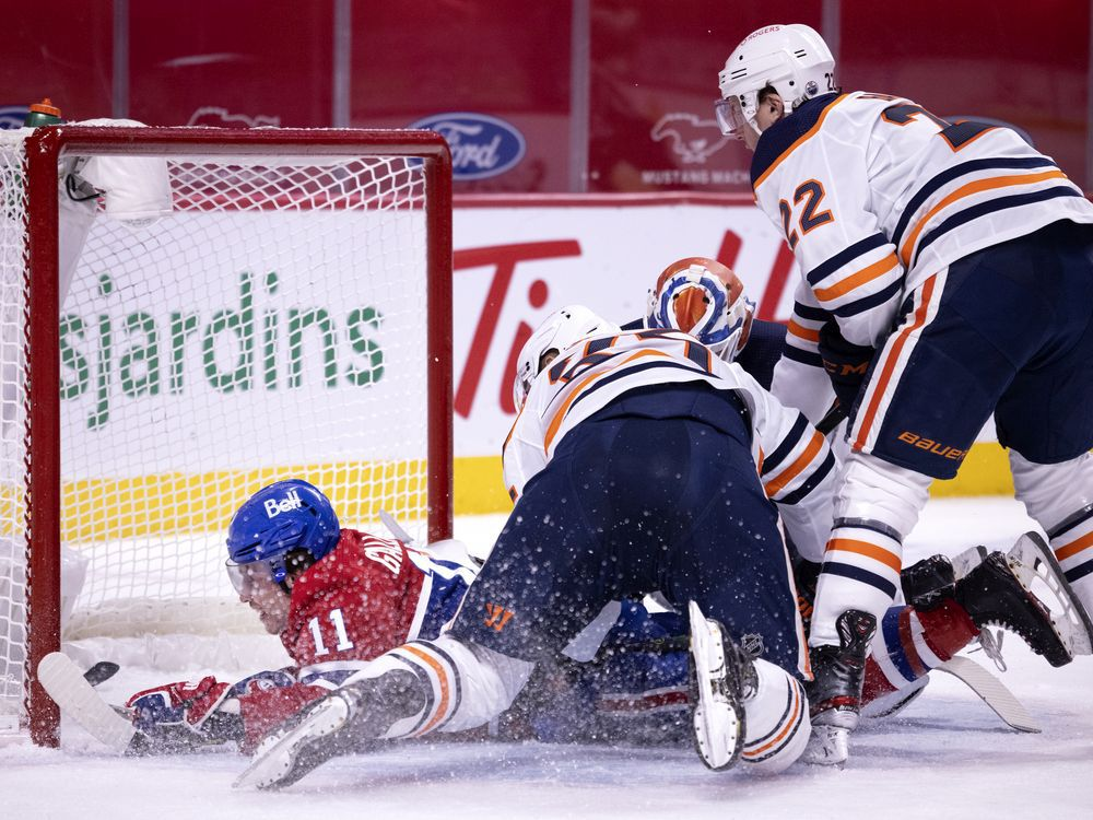 Well-rested Canadiens pounce on Oilers in dominating win — Montreal Gazette