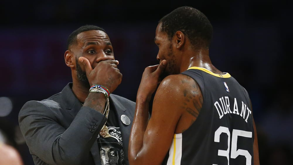LeBron James and Kevin Durant choose all-star teams — Archyde