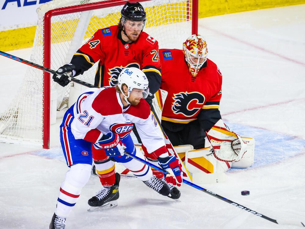 Flames move within four points of Canadiens with a 5-2 victory — Montreal Gazette