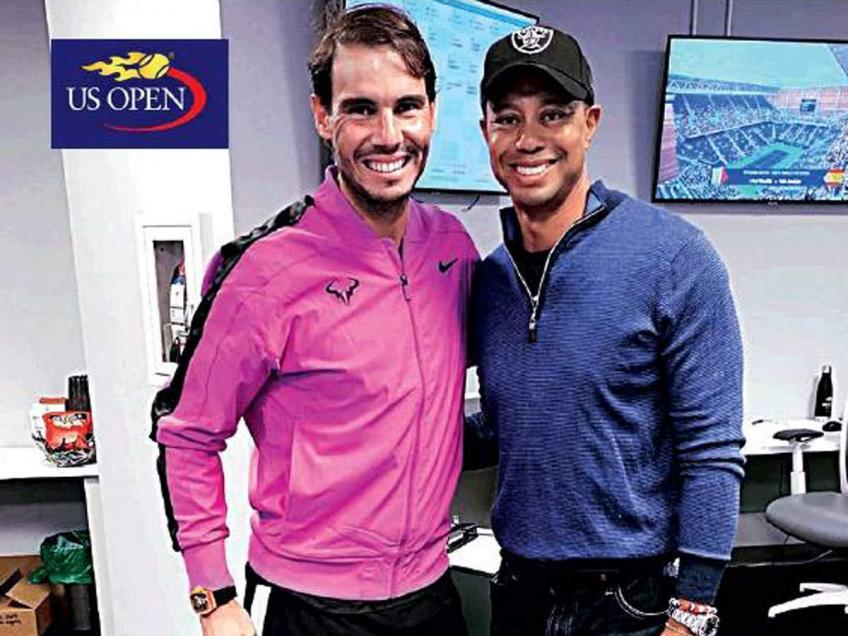 Rafael Nadal ready to quit tennis for golf and challenge Tiger Woods — Tennis Daily News
