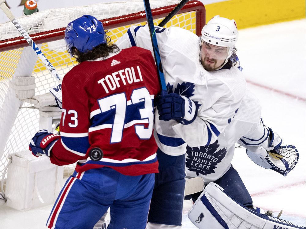 Liveblog replay: Habs force Game 7 with 3-2 OT win over Leafs — Montreal Gazette