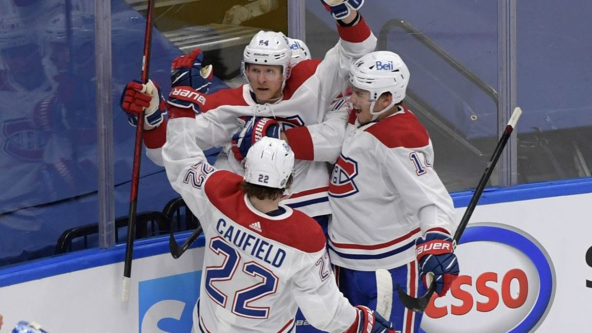 Here's Bracket For Stanley Cup Playoffs After Canadiens-Leafs Game 7 — NESN.com