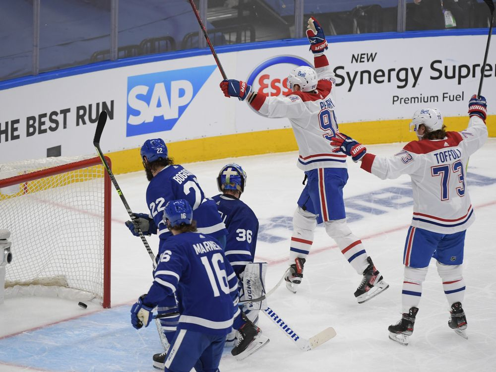 Canadiens complete epic series comeback to eliminate Maple Leafs in Game 7 — Montreal Gazette
