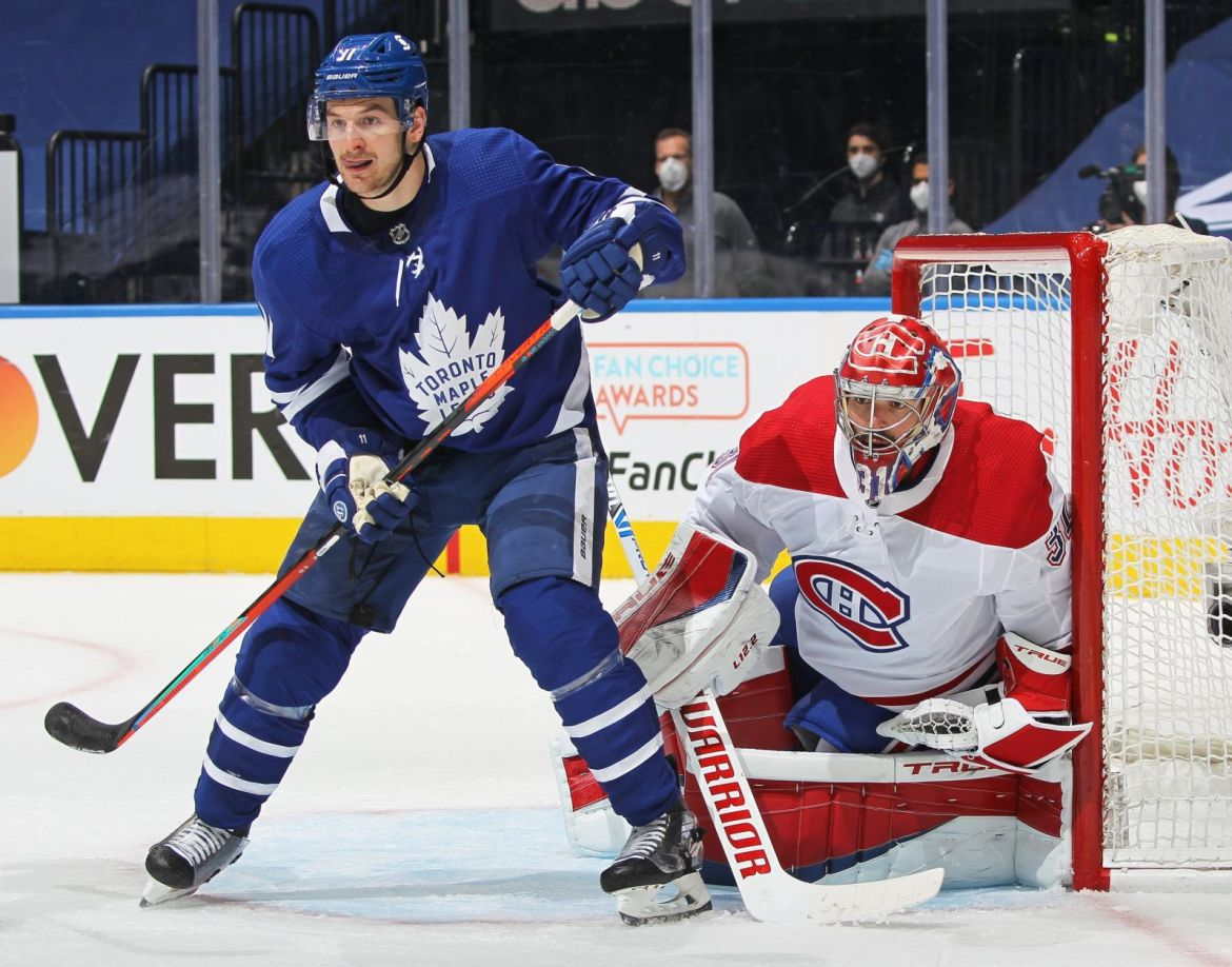 The TLN Three Stars: Toronto Maple Leafs fail to advance with game 5 OT loss to Montreal — TheLeafsNation