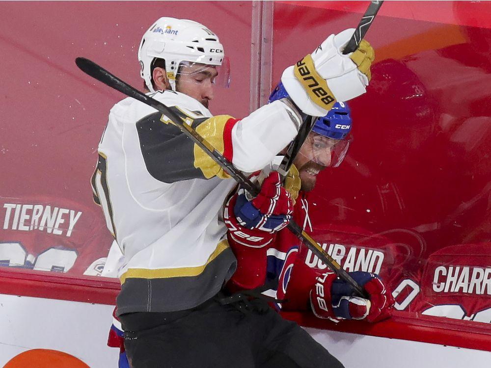 Liveblog replay: Habs beat Vegas 3-2 in overtime to take Game 3 — Montreal Gazette