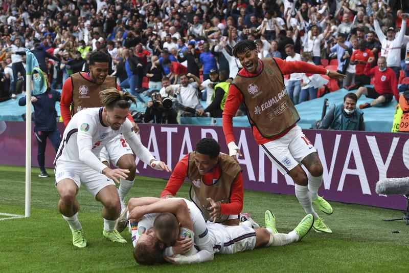 England sheds agonizing history by knocking out Germany — New Delhi Times